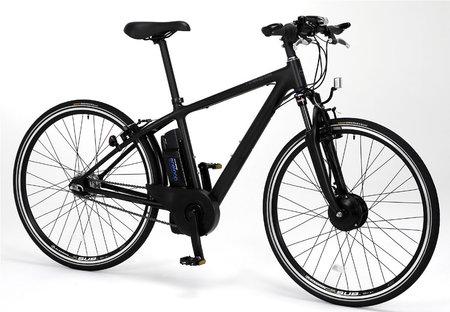 Sanyo announces carbon frame hybrid