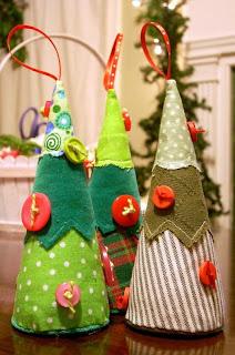 How to Make Christmas Tree Ornaments