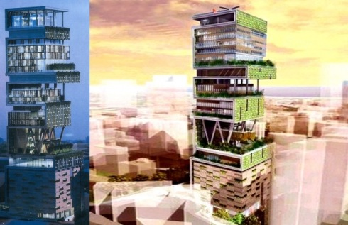 Build Home WorthA 2 billion US dollar27 floor building in the city of