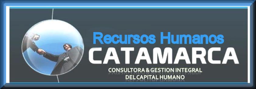 RECURSOS HUMANOS CATAMARCA