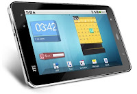 ZTE Light Android Tablet Specification