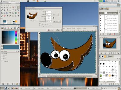 GIMP - Free Image Editor Software