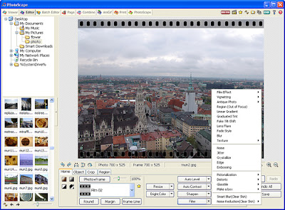 Photoscape - Free Image Editor Software