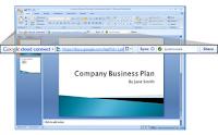 Google Cloud Connect Hubungkan MS Office - Google Docs