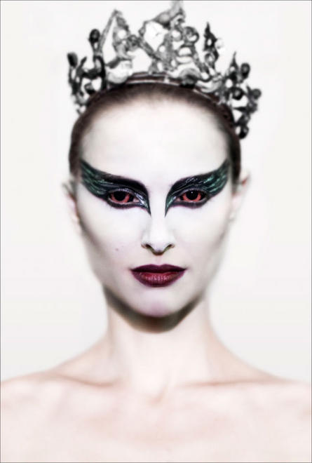 african american makeup tutorials. Black Swan Make Up Tutorial By