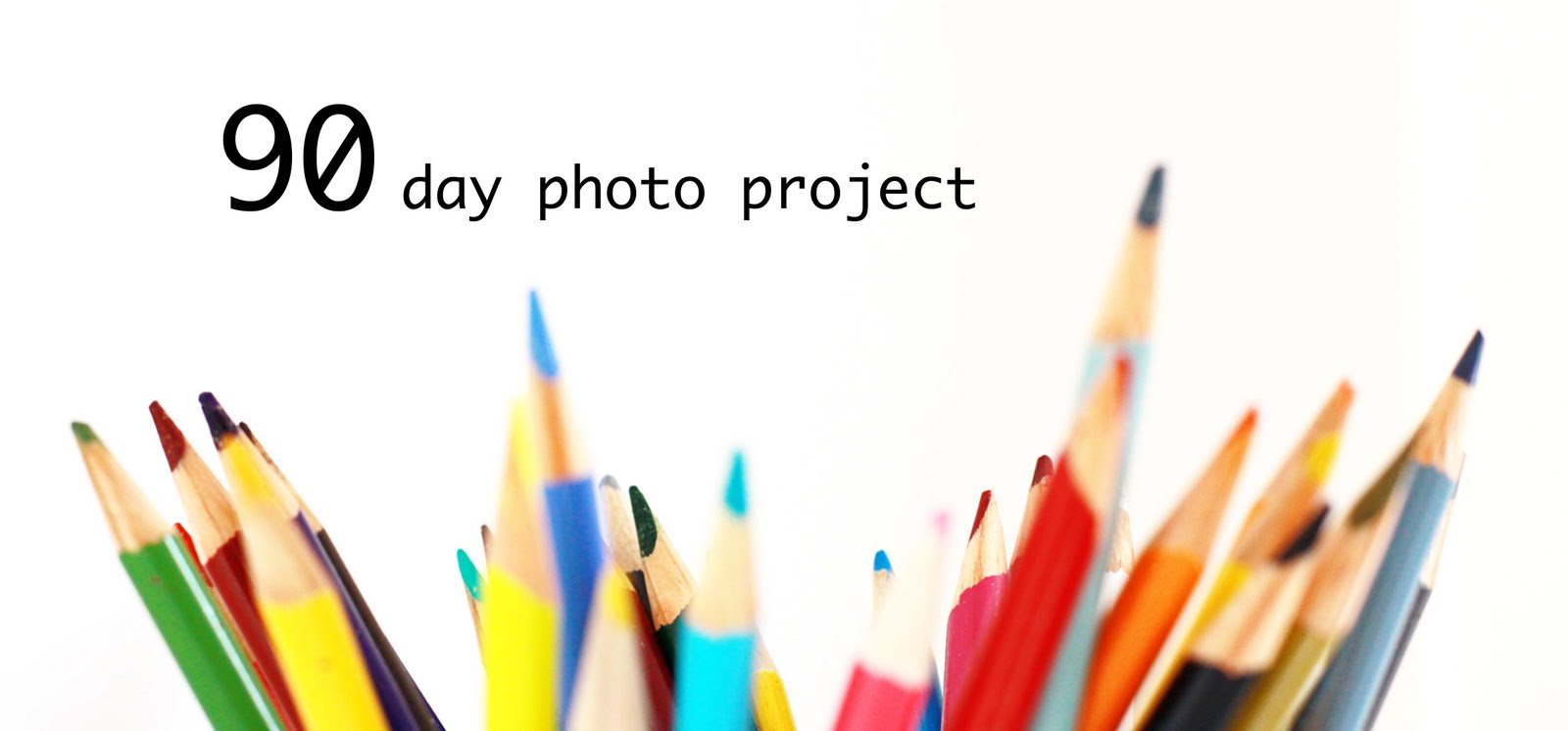 90 day photo project