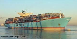 Emma Maersk фото