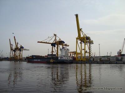 Питерский порт