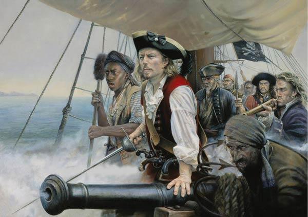 Пираты-Флибустьеры. Nelson