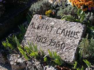 albert camus s political writing and career Camus's belief was that political and religious authorities try to confuse us with  literary career edit  writing 1944–1947 (2005) albert camus contre la.