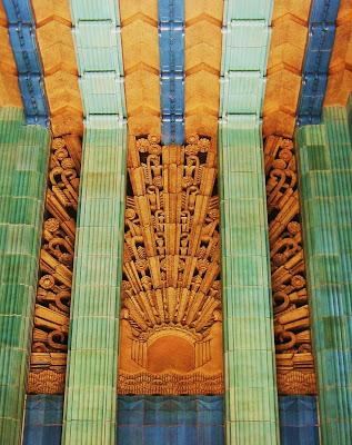 art deco patterns. Art Deco chevron patterns: