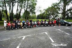 GTR at Taman Tasik Taiping 2009
