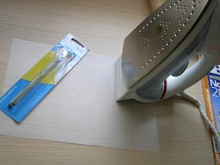 Mam bellota transfererir una imagen sobre tela el l piz - Papel de transferencia para plancha ...