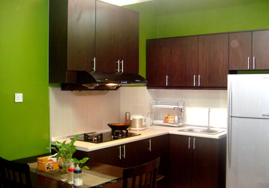 Inspirasi alam hadiah buat isteri tersayang kabinet for Buat kitchen set sendiri