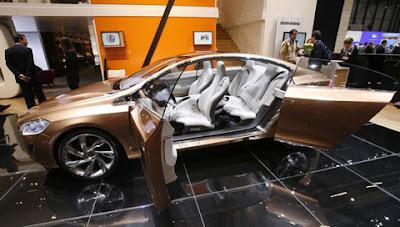 Geneva Motor Show - Volvo S60 Concept