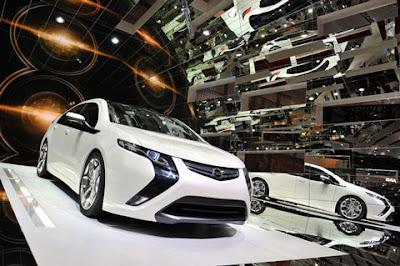Opel - Geneva Auto Show