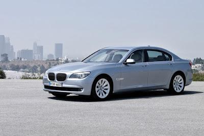 Frankfurt Auto Show - BMW Active Hybrid 7-series