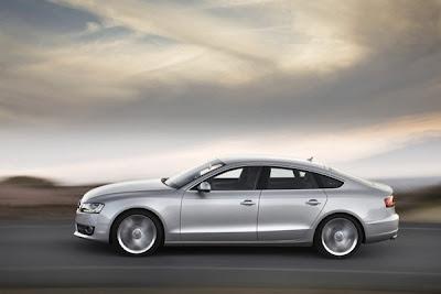 Frankfurt Auto Show - Audi A5 Sportback