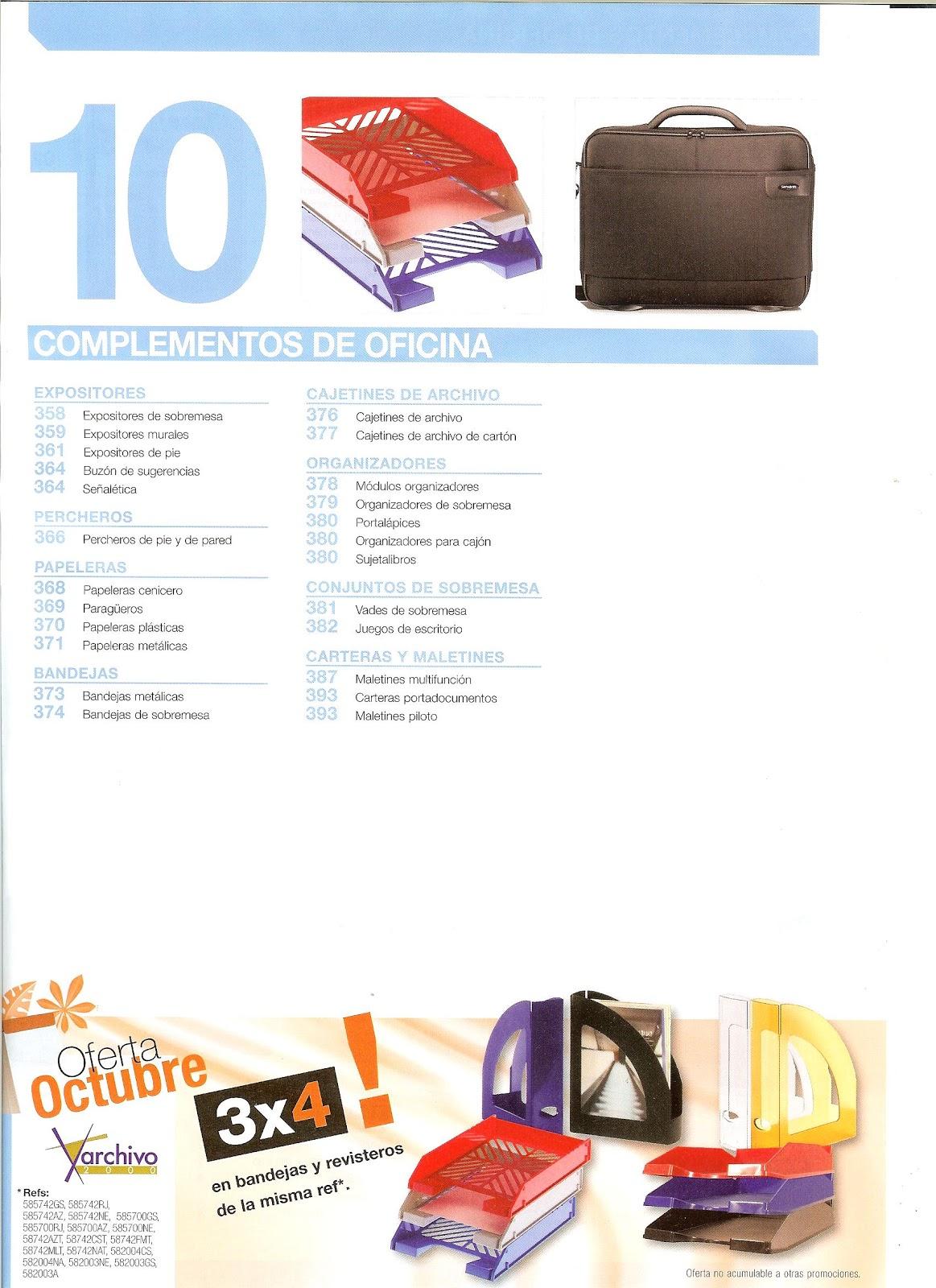 Papergan 10 complementos de oficina for Complementos de oficina