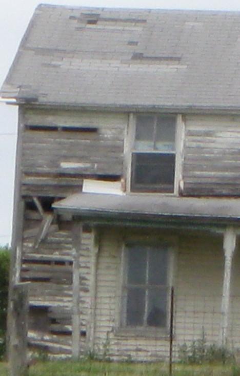 FOLKWAYS NOTEBOOK ABANDONED HOUSE