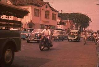 Jakarta Tempo Dulu,Daerah Kota