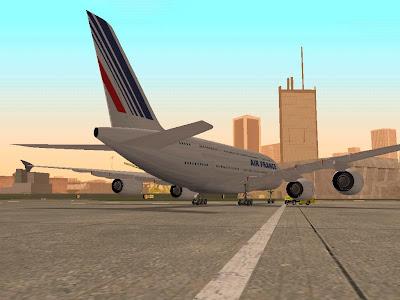 Airbus A380 800 Air France  Airbus+A380+800+Air+France+%5Bwww.thegtamods.com%5D2
