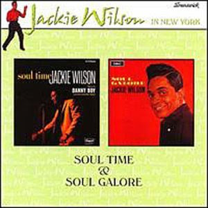 Jackie Wilson - Soul Time/Soul Galore