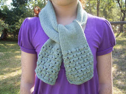 Lace Ended Scarf