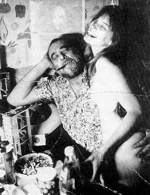 Mr. Bukowski and Lady Friend