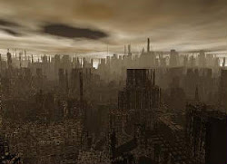 Dystopian City...