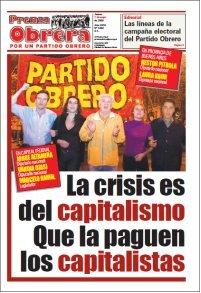 Prensa Obrera 1082