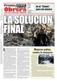 Prensa Obrera 1069