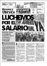 Prensa Obrera 840