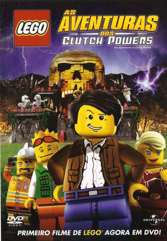 Baixar Lego As Aventuras dos Clutch Powers Download Grátis