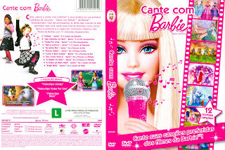3 Cante Com a Barbie DVD R