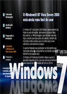Windows XPBT Vista Se7en 2009   Português   BR download baixar torrent