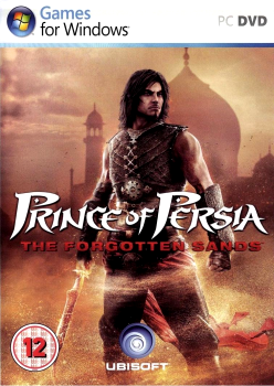 Prince of Persia The Forgotten Sands – FULLRIP