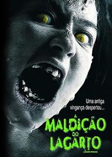 Assistir Filme A Maldição do Lagarto Online - 2004