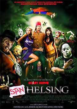 Filme Poster Stan Helsing DVDRip XviD Dual Audio