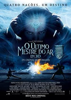 Download BAIXAR FILME  O Ultimo Mestre do Ar  Dublado