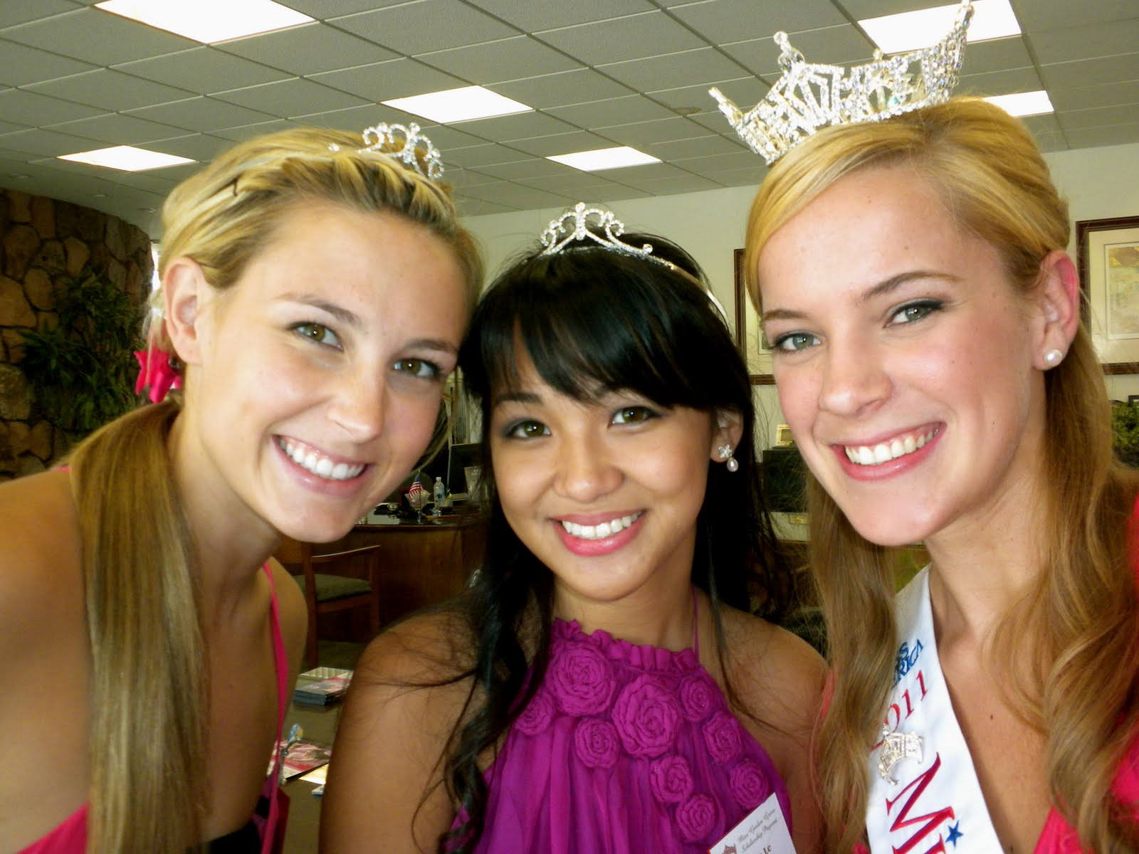 Miss Garden Grove 2011: September 2010