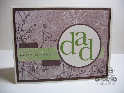 My Digital Studio Birthday Card