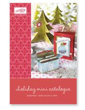 Stampin' Up! Holiday Mini Catalogue