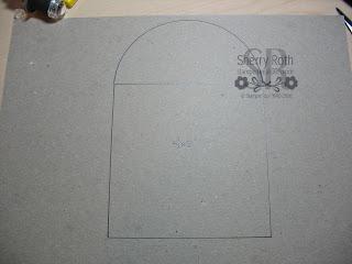 Petal Card Tutorial Step 2