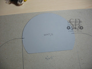 Petal Card Tutorial Step 3