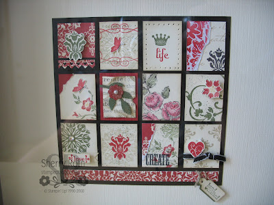Simply Adorned Frame Option