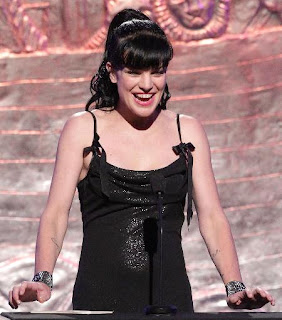 pauley perrette school girl