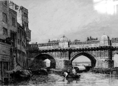 London Bridge Is Broken Down