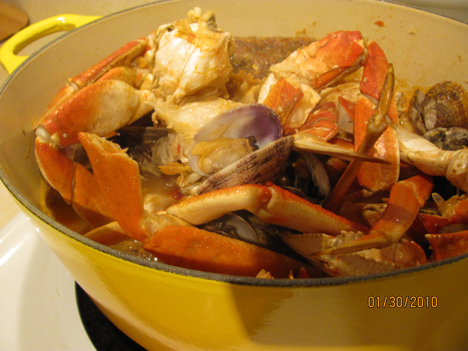 Khooking Time: Seafood Cioppino