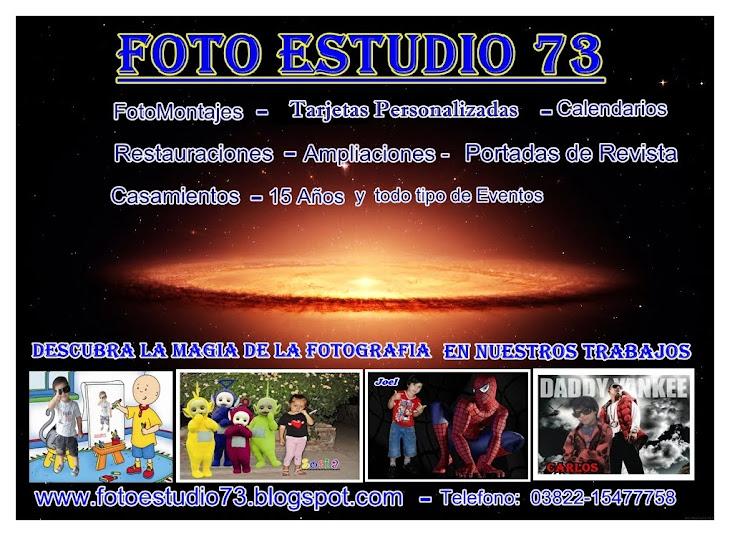 FOTO ESTUDIO 73